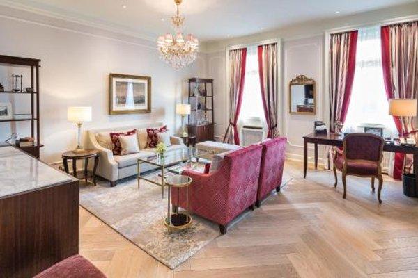 Fairmont Hotel Vier Jahreszeiten (ех. Raffles Vier Jahreszeiten) - фото 3