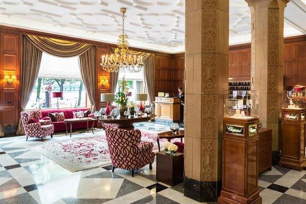 Fairmont Hotel Vier Jahreszeiten (ех. Raffles Vier Jahreszeiten) - фото 5