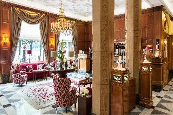 Fairmont Hotel Vier Jahreszeiten (ех. Raffles Vier Jahreszeiten) - фото 6