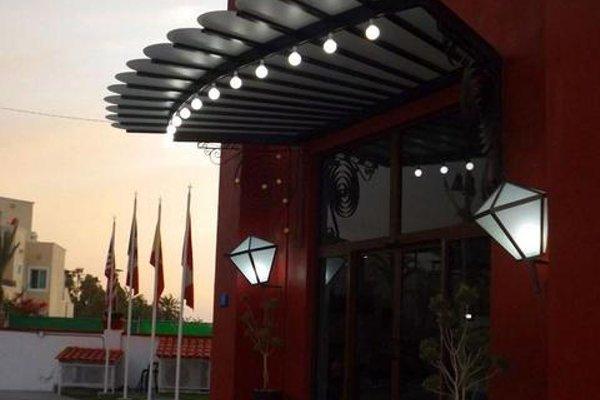 Hotel La Posada & Beach Club - фото 7