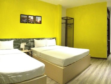 Хостел Suite Backpackers Inn