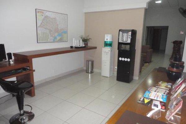 Grande Hotel Aracatuba - фото 10