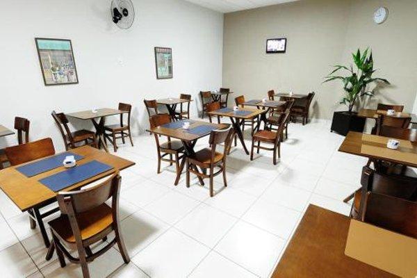 Grande Hotel Aracatuba - фото 14