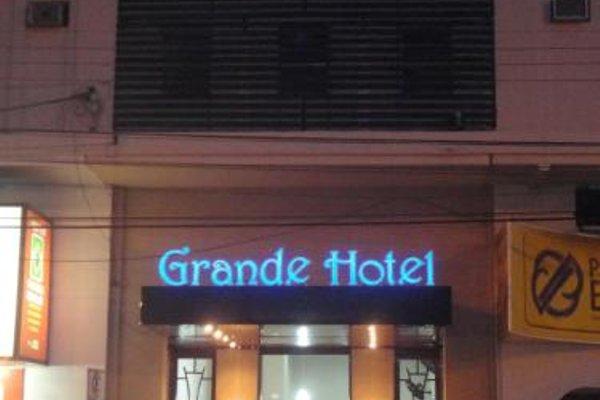 Grande Hotel Aracatuba - фото 18