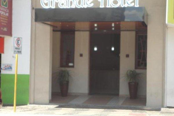 Grande Hotel Aracatuba - фото 19