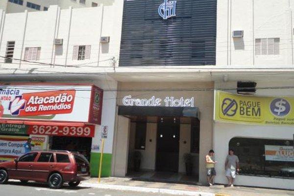 Grande Hotel Aracatuba - фото 23