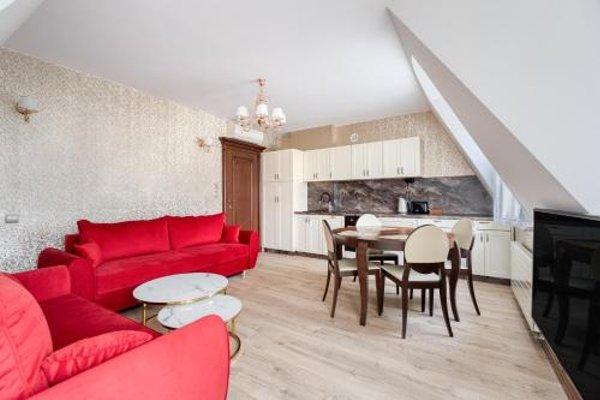 Top Apartments - Purpurowy Sen - 13