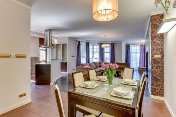 Top Apartments - Purpurowy Sen - 18