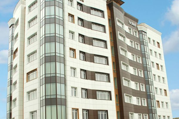 Спа-отель Best Western Русский Манчестер - фото 23