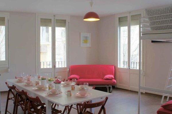 Fira Barcelona Plaza Espanya Apartments - фото 10