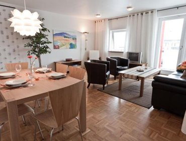 Гестхаус GentleSpace Guest Apartments Isafjordur