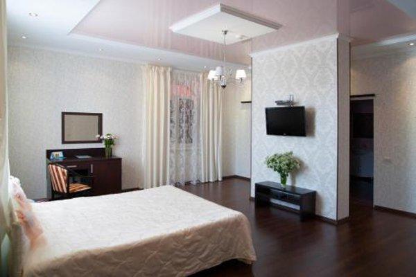 Отель Кувака - фото 7