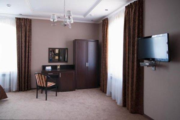 Отель Кувака - фото 8