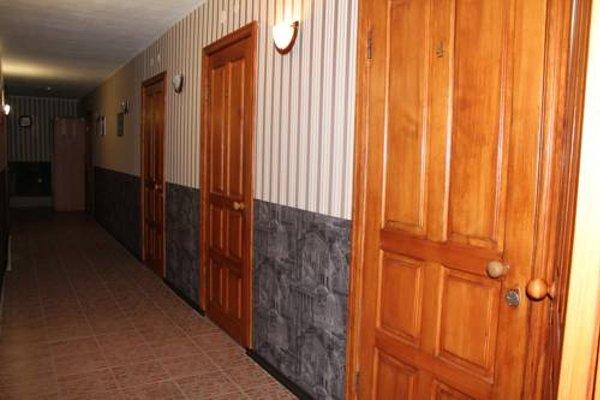 Отель Комплекс Самей - фото 16