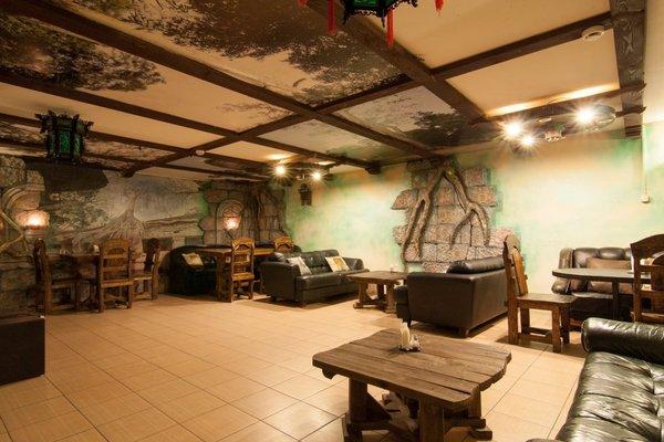 Отель Комплекс Самей - фото 8