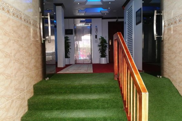 Аль Rawda Гостиница Квартиры - фото 12