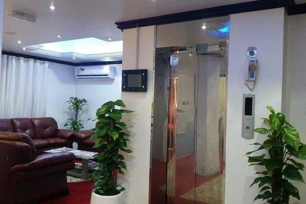 Аль Rawda Гостиница Квартиры - фото 14