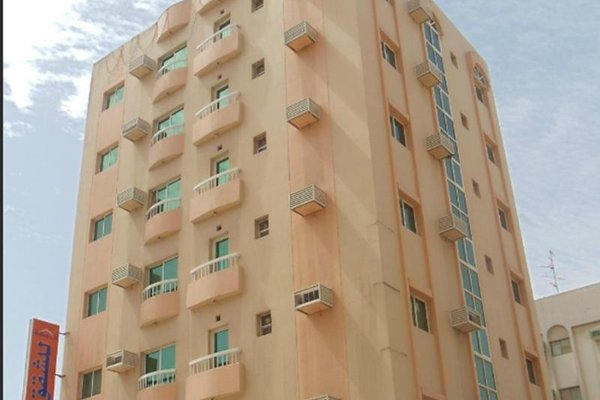 Аль Rawda Гостиница Квартиры - фото 17