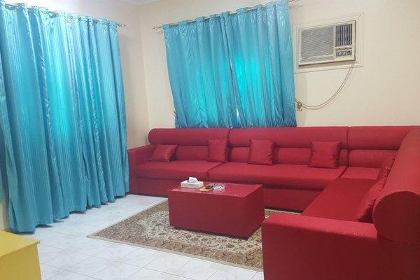 Аль Rawda Гостиница Квартиры - фото 7