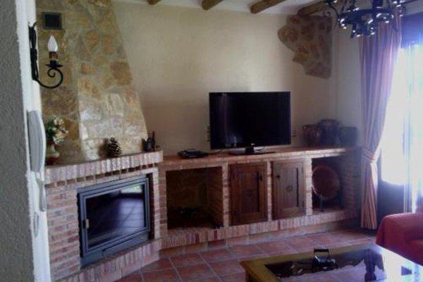Casa Rural-Apartamento El Lebrillero - фото 50
