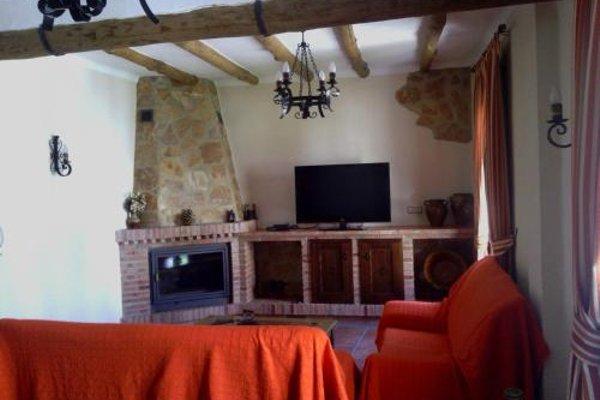 Casa Rural-Apartamento El Lebrillero - фото 10