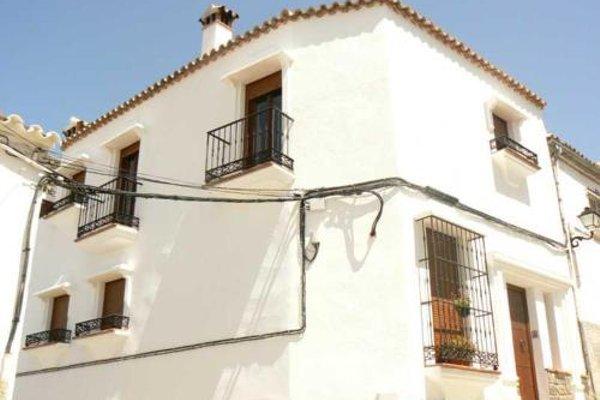 Casa Rural-Apartamento El Lebrillero - фото 12