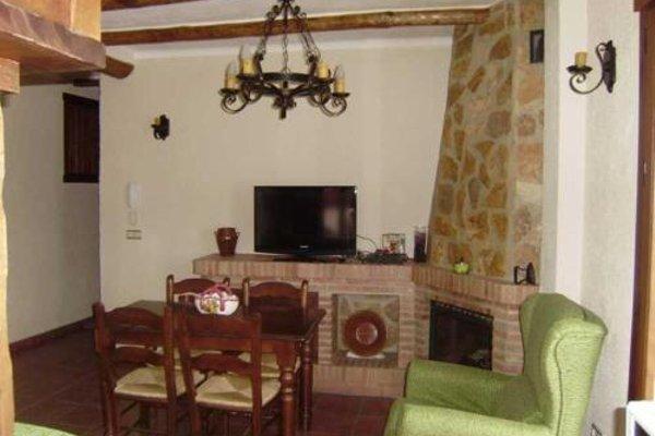 Casa Rural-Apartamento El Lebrillero - фото 14