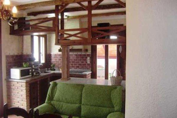 Casa Rural-Apartamento El Lebrillero - фото 15