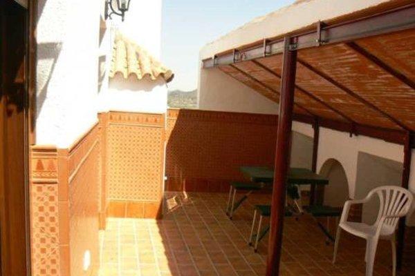 Casa Rural-Apartamento El Lebrillero - фото 21