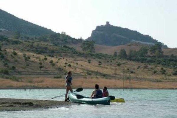 Casa Rural-Apartamento El Lebrillero - фото 8