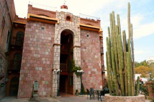 Hotel Un Lugar De La Mancha - фото 16