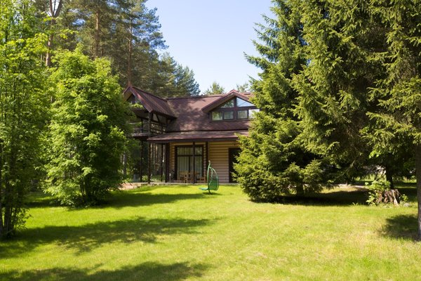 Дом Приемов Хижина - фото 16
