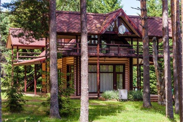 Дом Приемов Хижина - фото 18