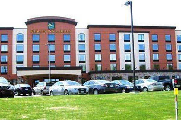Quality Inn & Suites Levis - 22