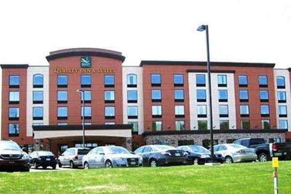 Quality Inn & Suites Levis - 23