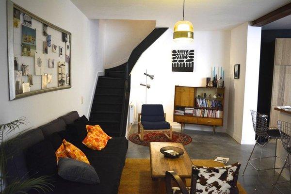 Huge Bright Loft Design - фото 63