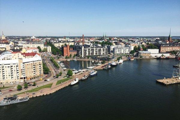 Clarion Hotel Helsinki - фото 21