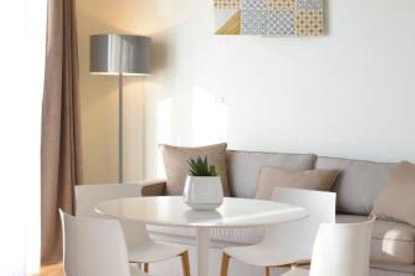 Gaura Apartments - фото 11