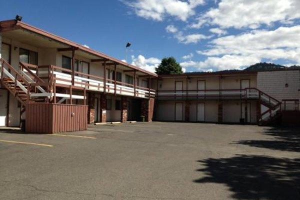 Rider's Motor Inn - фото 22
