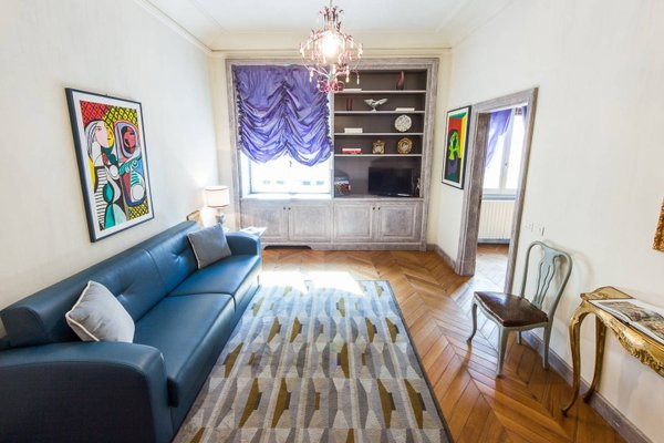 Santi Apostoli Blue Apartment - фото 11