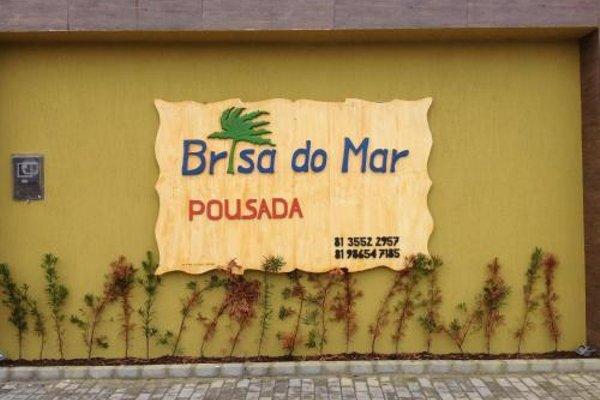 Pousada Brisa Do Mar - фото 23