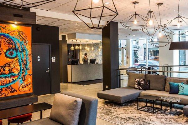 Saga Hotel Oslo Central - фото 12