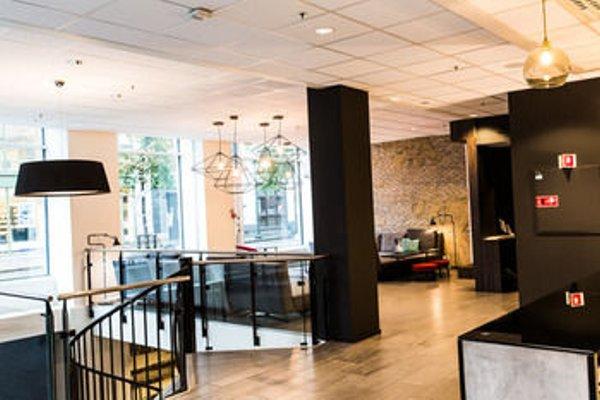 Saga Hotel Oslo Central - фото 14