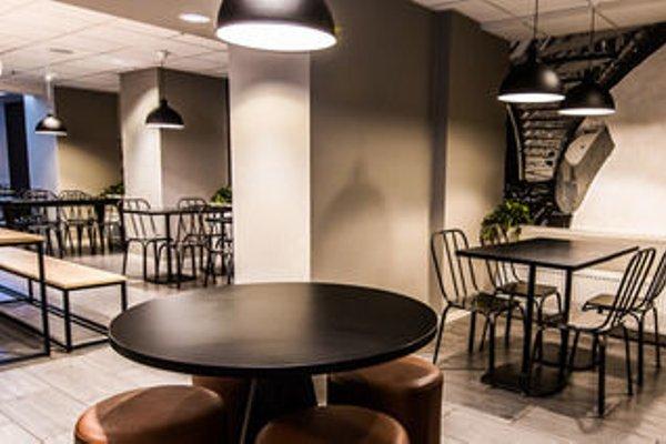 Saga Hotel Oslo Central - фото 17