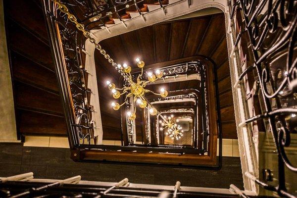 Saga Hotel Oslo Central - фото 19
