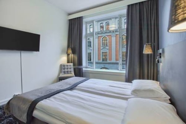 Saga Hotel Oslo Central - фото 9