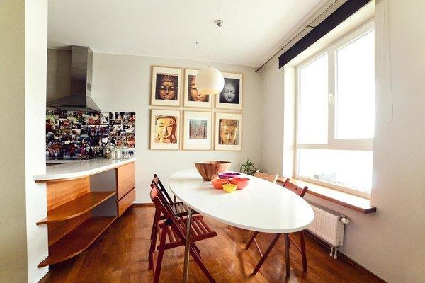 Apartament Z Widokowymi Tarasami - фото 12