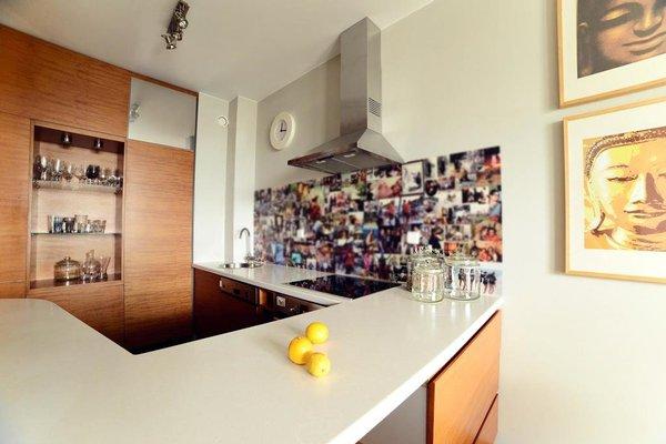 Apartament Z Widokowymi Tarasami - фото 13