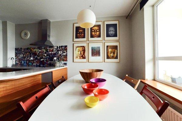 Apartament Z Widokowymi Tarasami - фото 14
