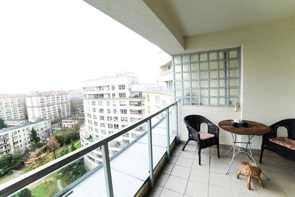 Apartament Z Widokowymi Tarasami - фото 18